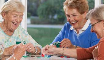 Seniors et vie quotidienne