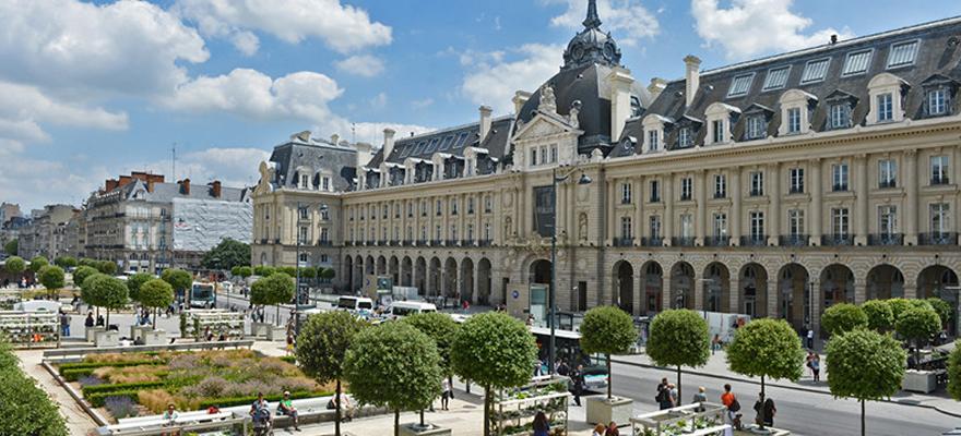 Maison de retraite à Rennes