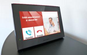 tele assistance a domicile pour les seniors