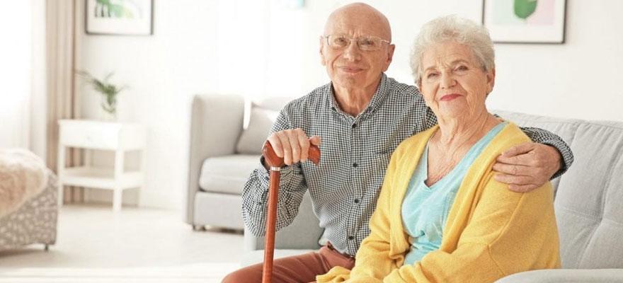 télé-assistance pour personnes âgées