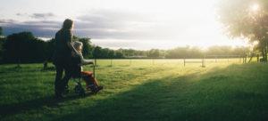 Vivre avec une personne âgée dépendante